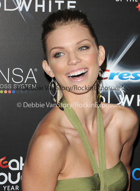 AnnaLynne McCord at the Breakthrough of the Year Awards presented by Crest 3D held at The Pacific Design Center in Beverly Hills, California on August 15,2010                                                                               © 2010 Debbie VanStory / Hollywood Press Agency