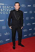 Cosmin Cernica<br /> arriving for the Newport Beach Film Festival UK Honours 2020, London.<br /> <br /> ©Ash Knotek  D3551 29/01/2020