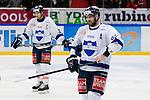 Södertälje 2013-02-02 Ishockey Allsvenskan , Södertälje SK - BIK Karlskoga :  .BIK Karlskoga 62 Daniel Wessner deppar efter slutsignalen.(Foto: Kenta Jönsson) Nyckelord:  depp besviken besvikelse sorg ledsen deppig nedstämd uppgiven sad disappointment disappointed rejected Södertälje
