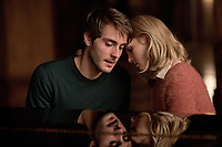 Noah Silver &amp; AnnaSophia Robb in Down a Dark Hall (2018) <br /> *Filmstill - Editorial Use Only*<br /> CAP/RFS<br /> Image supplied by Capital Pictures