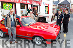 Denis Tangney, John Griffin, Stephen Bell, Marian Crowe, mike Flynn, and Helen Cronin who are all set for the Mid Kerry Vintage run which will be held in Castlemaine on Monday