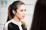 Sport Journalist Melissa Jimenez pose to the media during the opening of the new Health and Beauty space at El Corte Ingles of Pozuelo in Madrid. October 27, 2016. (ALTERPHOTOS/Borja B.Hojas)