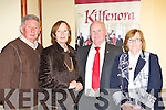 Robert Stack, Deirdre Stack, Christy Moriarty and Margaret O'Connor, Ballybunion at the Kilfenora Ceili Band concert in the INEC on Sunday night..