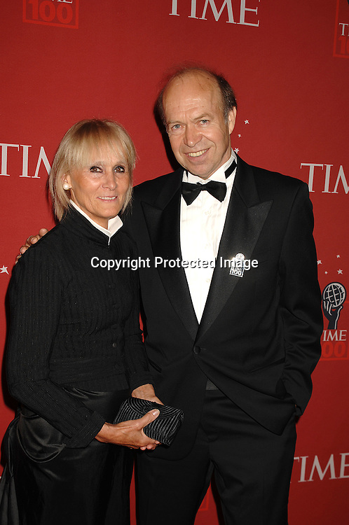 Jim Hansen..arriving at The Time's 100 Most Influential People in the world on May 8, 2007 at Jazz at Lincoln Center atThe Time Warner Center in New York City. ..Robin Platzer, Twin Images......212-935-0770