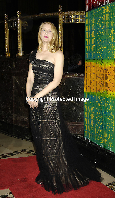 Patricia Clarkson ..at The Fashion Group International's  22nd Annual Night of Stars Awards on October 27, 2005 at Cipriani. ..Sandra Bullock was presented with the Hunanitarian Award..Photo by Robin Platzer, Twin Images