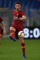 Bryan Cristante of AS Roma in action <br /> Roma 11-3-2019 Stadio Olimpico Football Serie A 2018/2019 AS Roma - Empoli<br /> Foto Andrea Staccioli / Insidefoto