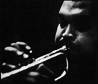 Art Farmer, trumpeter.