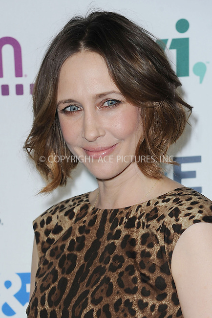 WWW.ACEPIXS.COM<br /> May 8, 2014 New York City<br /> <br /> Vera Farmiga attending the A+E Networks 2014 Upfronts at the Park Avenue Armory on May 8, 2014 in New York City.<br /> <br /> Please byline: Kristin Callahan<br /> <br /> ACEPIXS.COM<br /> <br /> Tel: (212) 243 8787 or (646) 769 0430<br /> e-mail: info@acepixs.com<br /> web: http://www.acepixs.com
