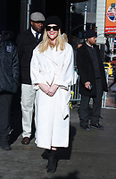 NEW YORK, NY March 08, 2018: Reese Witherspoon at Good Morning America  to talk about new movie A Wrinkle in Time in New York. March 08, 2018 <br /> CAP/MPI/RW<br /> &copy;RW/MPI/Capital Pictures