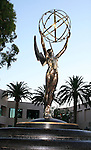 Emmy Statue. The Primetime Emmy nominations announced in Los Angeles July 19, 2007. Photo by Nina Prommer/Milestone Photo