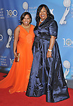 Shonda Rhimes and Chandra Wilson arriving at the 40th NAACP Image Awards held at the Shrine Auditorium Los Angeles, Ca. February 12, 2009. Fitzroy Barrett