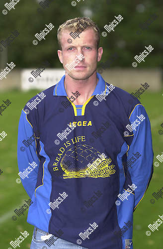 Dave Van Den Borre , Merksem SC
