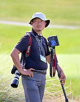 15 OCT 22 Japanese photographer JJ Tanabe at The TPC Summerlin in Las Vegas, Nevada.(photo credit : kenneth e. dennis/kendennisphoto.com)