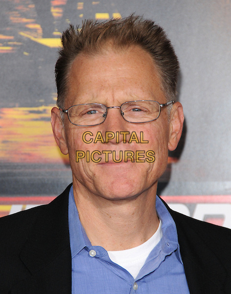 "DAVID WARSHOFSKY.attends the Twentieth Century Fox's L.A. Premiere of ""Unstoppable"" held at Regency Village Theater in Westwood, California, USA, October 26th 2010..portrait headshot blue shirt glasses                                                              .CAP/RKE/DVS.©DVS/RockinExposures/Capital Pictures."
