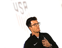 Oceanside, CA-Wednesday, June 19, 2019: US Soccer Coaches Ed Event at QLN conference center.  Raphael Wicky gives his presentation.
