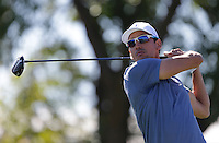 Raffa Cabrera-Bello (Team Europe) on the 2nd tee during the Friday afternoon Fourball at the Ryder Cup, Hazeltine national Golf Club, Chaska, Minnesota, USA.  30/09/2016<br /> Picture: Golffile | Fran Caffrey<br /> <br /> <br /> All photo usage must carry mandatory copyright credit (&copy; Golffile | Fran Caffrey)