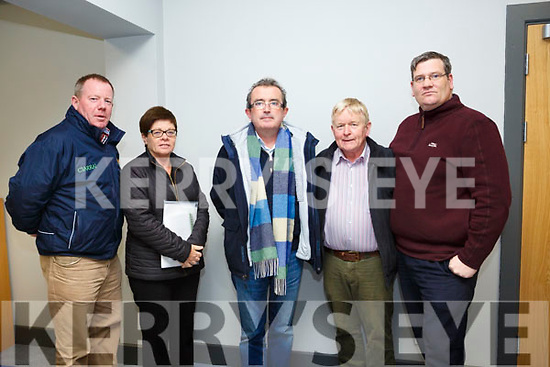 Kerry GAA Delegate Meeting at Austin Stack Park on Monday