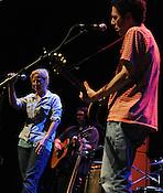 SEPTEMBER 7, 2012: Yo La Tengo at Memorial Auditorium. Night two, Hopscotch 2012. (photo by Kim Walker, kimwalkerphoto.com)