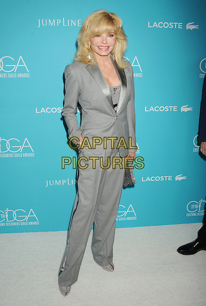 BEVERLY HILLS, CA - FEBRUARY 17: Actress Loni Anderson attends the 17th Costume Designers Guild Awards at The Beverly Hilton Hotel on February 17, 2015 in Beverly Hills, California.<br /> CAP/ROT/TM<br /> &copy;TM/ROT/Capital Pictures