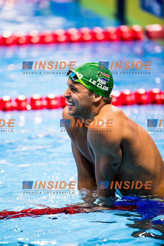 LE CLOS Chad RSA Silver Medal<br /> Men's 200m Freestyle<br /> 13th Fina World Swimming Championships 25m <br /> Windsor  Dec. 7th, 2016 - Day02 Finals<br /> WFCU Centre - Windsor Ontario Canada CAN <br /> 20161207 WFCU Centre - Windsor Ontario Canada CAN <br /> Photo &copy; Giorgio Scala/Deepbluemedia/Insidefoto