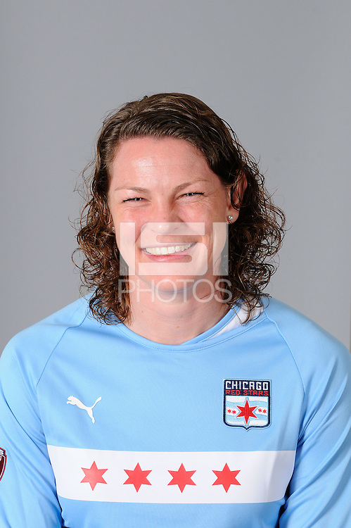 2009 Chicago Red Stars Head Shots..Caroline Jonsson