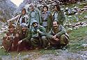 Iraq 1980 .On april 17th, at Toujala, Pakchan Hafid, Rounak, Omar  and Agneta Sheikhmous, Mala Baktiar.Irak 1980.Le 17 avril,a Toujala, Pakchan Hafid, Rounak, Omar Sheikhmous, Mala Baktiar,Arsalan Baez et Sheikh Ali
