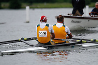 MasE.2x QF -  Berks: 228 Norwich RC -  Bucks: 230 Bewl Bridge RC<br /> <br /> Friday - Henley Masters Regatta 2016<br /> <br /> To purchase this photo, or to see pricing information for Prints and Downloads, click the blue 'Add to Cart' button at the top-right of the page.