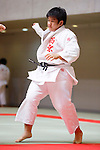 Saki Hasuo, September 14, 2014 - Judo : All Japan Junior Judo Championships Women's +78kg at Saitama Prefectural Budokan, Saitama, Japan. (Photo by Yusuke Nakanishi/AFLO SPORT) [1090]