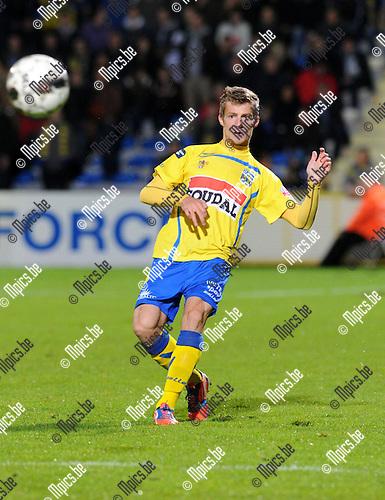 2012-10-13 / Voetbal / Seizoen 2012-2013 / KVC Westerlo / Jonas Laureys