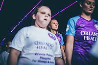 Orlando, FL - Wednesday September 11, 2019: Claire Emslie , Orlando Pride vs  Chicago Red Stars at Exploria Stadium.