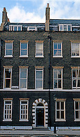 London: Bedford Square, Bloomsbury, c. 1780.