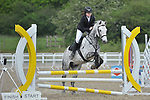 Class 1. 70cm Open. British Showjumping (BS) Juniors. Brook Farm training centre. Stapleford Abbotts. Essex. 13/05/2017. MANDATORY Credit Garry Bowden/Sportinpictures - NO UNAUTHORISED USE - 07837 394578