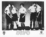 DEVO..photo from promoarchive.com/ Photofeatures....
