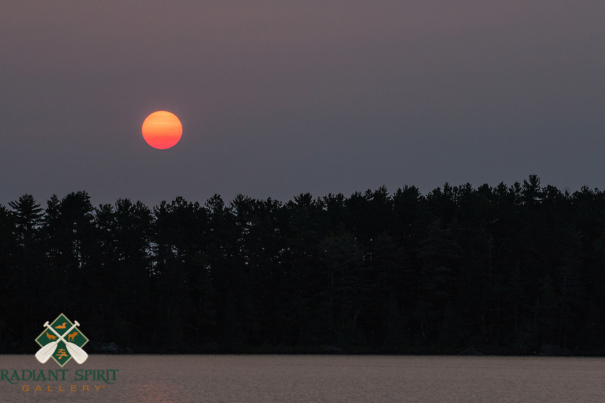"""Fire Red Sun""<br />
