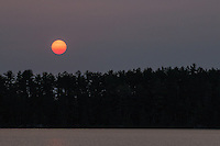 &quot;Fire Red Sun&quot;<br />