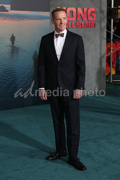"""08 March 2017 - Hollywood, California - Marc Evan Jackson. """"Kong: Skull Island"""" Los Angeles Premiere held at Dolby Theatre. Photo Credit: AdMedia"""
