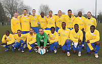 Clapton Rangers Football Club - Clapton Rangers vs Eastwood Sports - London FA Sunday Junior Cup Final at Cockfosters FC  20/04/08 - MANDATORY CREDIT: Rob Newell/TGSPHOTO - IMAGES USED WILL BE INVOICED AT STANDARD RATES. Gavin Ellis/TGSPHOTO, 27 Plaiters Way, Braintree, Essex CM7 3LR - Tel: 0845 0946026 - BACS details for payment: Gavin Ellis - A/C 31840312 Sort Code 40-17-08. NO UNPAID USE..
