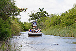 The Alligator Farm offers a short thrilling airboat ride through the Everglades waterways.