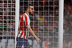 Jorge Resurreccion 'Koke' of Atletico de Madrid during La Liga match between Atletico de Madrid and Real Madrid at Wanda Metropolitano Stadium{ in Madrid, Spain. {iptcmonthname} 28, 2019. (ALTERPHOTOS/A. Perez Meca)