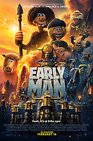 Early Man (2018) <br /> POSTER ART<br /> *Filmstill - Editorial Use Only*<br /> CAP/KFS<br /> Image supplied by Capital Pictures
