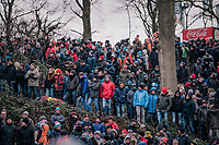 The Crowds<br /> <br /> Elite Men's Race<br /> UCI CX Worlds 2018<br /> Valkenburg - The Netherlands