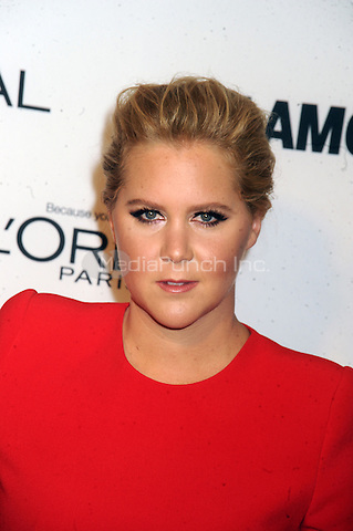 Amy Schumer attends Glamour's 25th Anniversary Women Of The Year Awards at Carnegie Hall   on November 9, 2015. Credit: Dennis Van Tine/MediaPunch