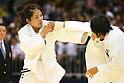 (L to R) Haruka Tachimoto (JPN), Karen Nun-ira (JPN), .May 12, 2012 - Judo : .All Japan Selected Judo Championships, Women's -70kg class Final .at Fukuoka Convention Center, Fukuoka, Japan. .(Photo by Daiju Kitamura/AFLO SPORT) [1045]