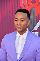 LOS ANGELES, CA. March 14, 2019: John Legend at the 2019 iHeartRadio Music Awards at the Microsoft Theatre.<br /> Picture: Paul Smith/Featureflash
