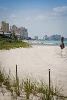 Gulf of Mexico along Vanderbilt Beach, Naples, Florida, USA, May 6, 2011. Photo by Debi PIttman Wilkey