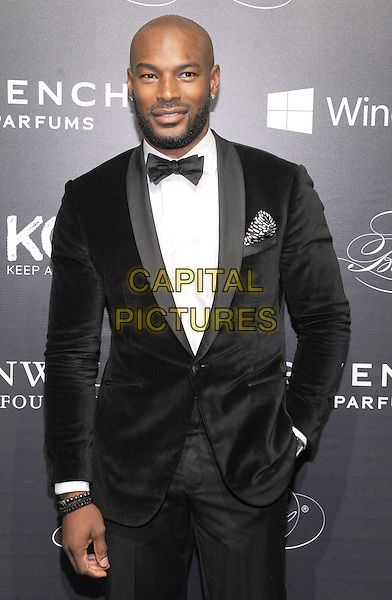 NEW YORK, NY - NOVEMBER 05: Tyson Beckford attends the 2015 'Keep A Child Alive' Black Ball at Hammerstein Ballroom on November 5, 2015 in New York City.<br /> CAP/MPI/STV<br /> &copy;STV/MPI/Capital Pictures