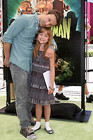 """LOS ANGELES - AUG 5:  Breckin Meyer arrives at the """"ParaNorman"""" Premiere at Universal CityWalk on August 5, 2012 in Universal City, CA ©mpi27/MediaPunch Inc"""