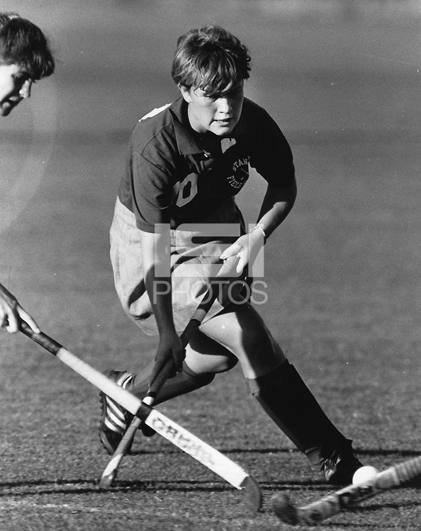 1987: Dana Fleming.