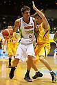 Takehiko Orimo (Levanga), OCTOBER 7, 2011 - Basketball : JBL 2011-2012 game between Hitachi Sunrockers 74-71 Levanga Hokkaido at Yoyogi 2nd Gymnasium in Tokyo, Japan. (Photo by Yusuke Nakanishi/AFLO SPORT) [1090]