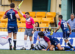 UBB Gavekal vs Natixis HKFC during the 2015 GFI HKFC Tens at the Hong Kong Football Club on 26 March 2015 in Hong Kong, China. Photo by Juan Manuel Serrano / Power Sport Images